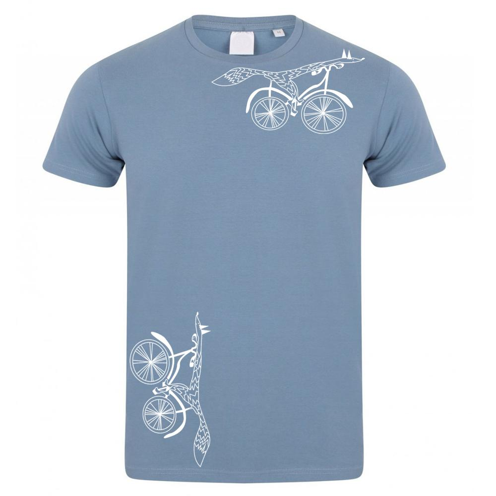 T-shirts - Bicycle Fox T-shirt