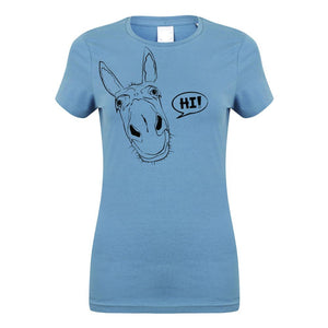 T-shirts - Donkey Women T-shirt