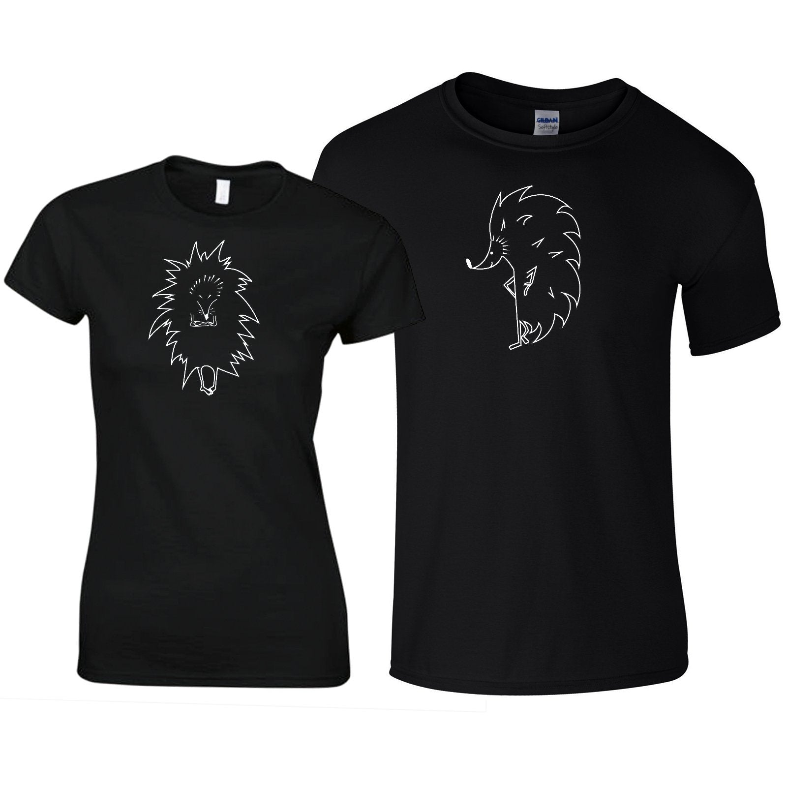 T-shirts - Matching T-shirts, Hedgehogs