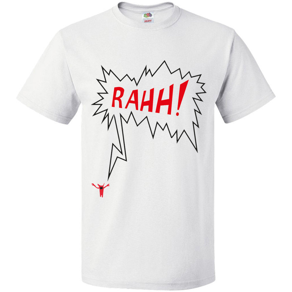 Monster funny t shirt RAhh! - ARTsy clothing - 1