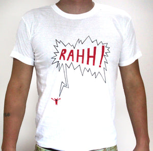 Monster funny t shirt RAhh! - ARTsy clothing - 3