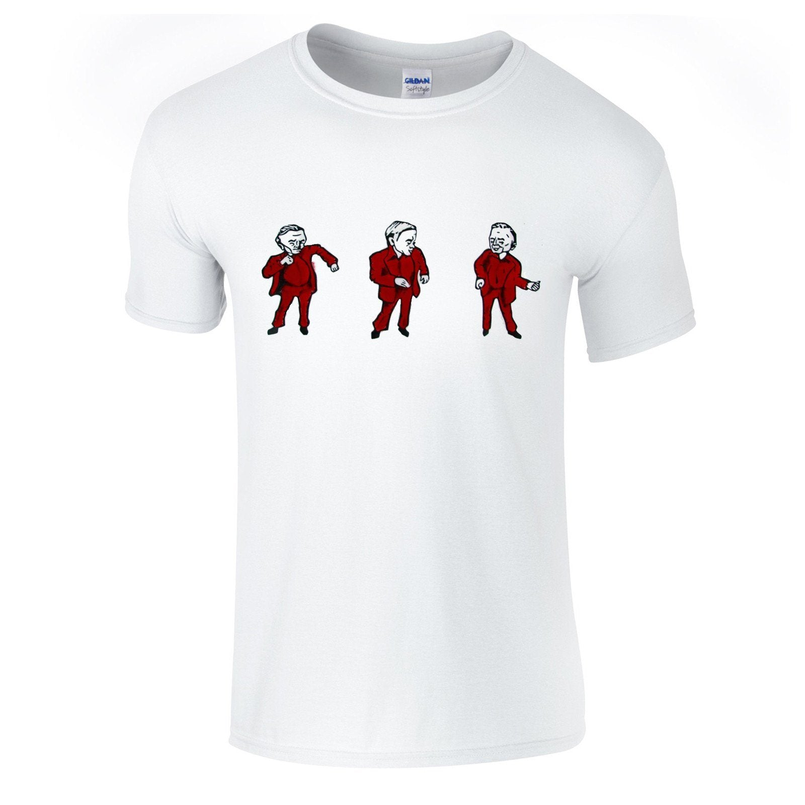 T-shirts - The Man From Another Place T-shirt