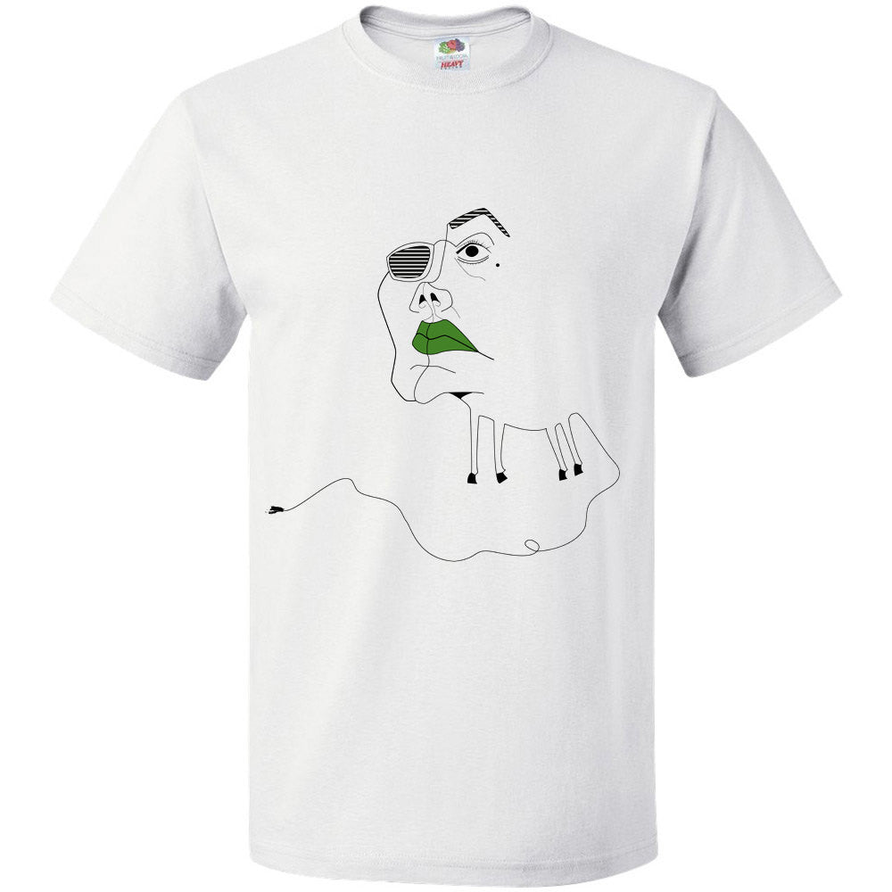 Donkey t-shirt - ARTsy clothing - 1