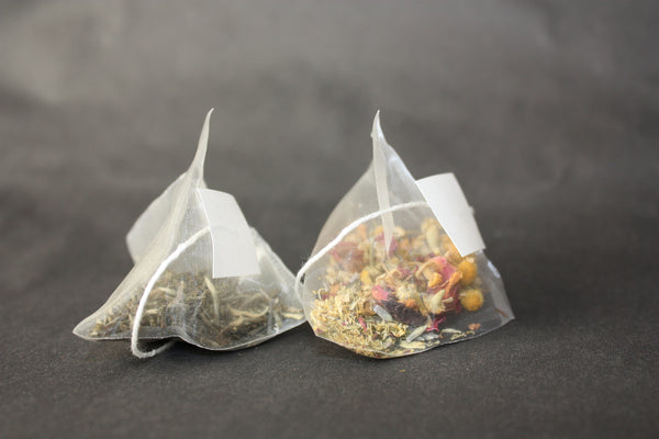 Where to find our Pyramid Teabags