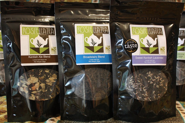 Loose Leaf Tea review for January