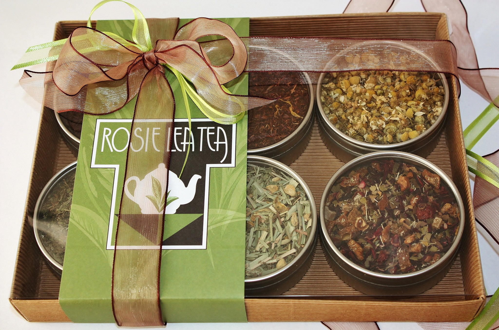 Tea themed gift sets