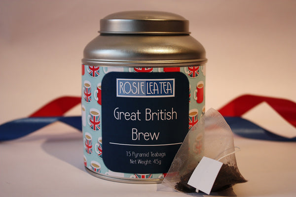 British Brew Tea - perfect for St Georges Day