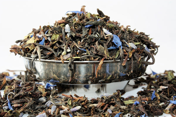 New - Lavender Darjeeling Loose Leaf Tea