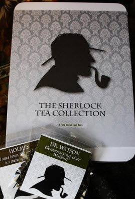 Literary Tea Collections