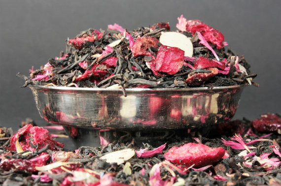Cherry and Almond Tea - new to our collection