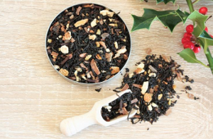 christmas tea selections