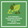 Eco Packaging for our Tea