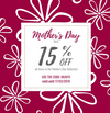 Discount Tea for Mothers Day