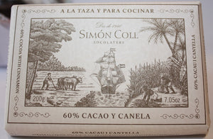 Simon Coll Spanish Drinking Chocolate