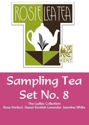Sampling Tea Set No. 8 - The Ladies Collection