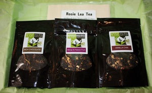 Sampling Tea Set No.14 - The Flavoured Black Tea Collection