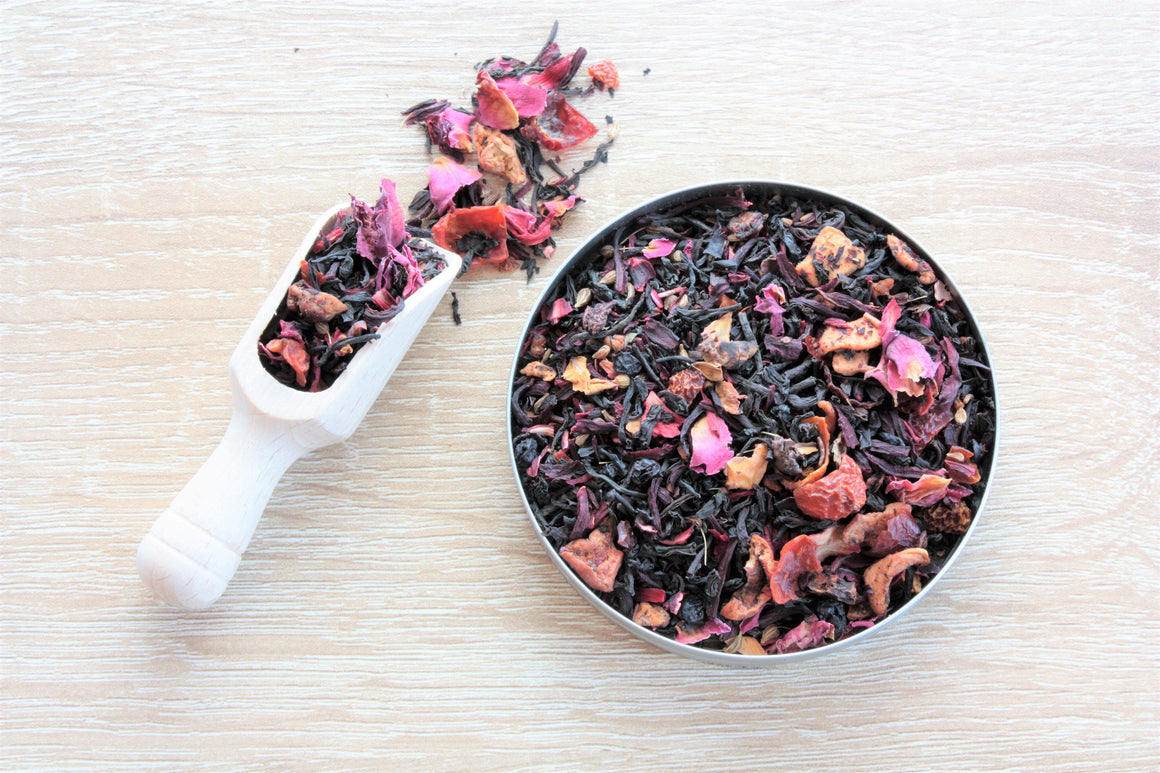 Blackcurrant Sundae Tea