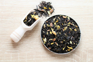 Butterscotch and Marshmallow Loose Leaf Tea - NEW BLEND