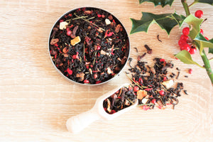 christmas spiced tea