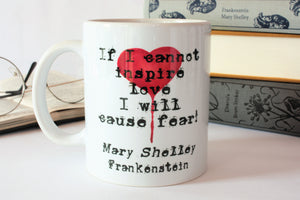 Mary Shelley Mug