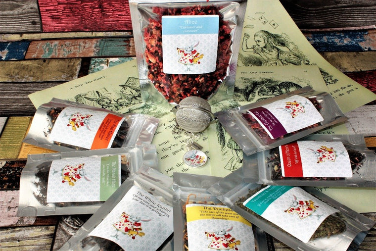 Alice's Wonderland Tea Individual Packs