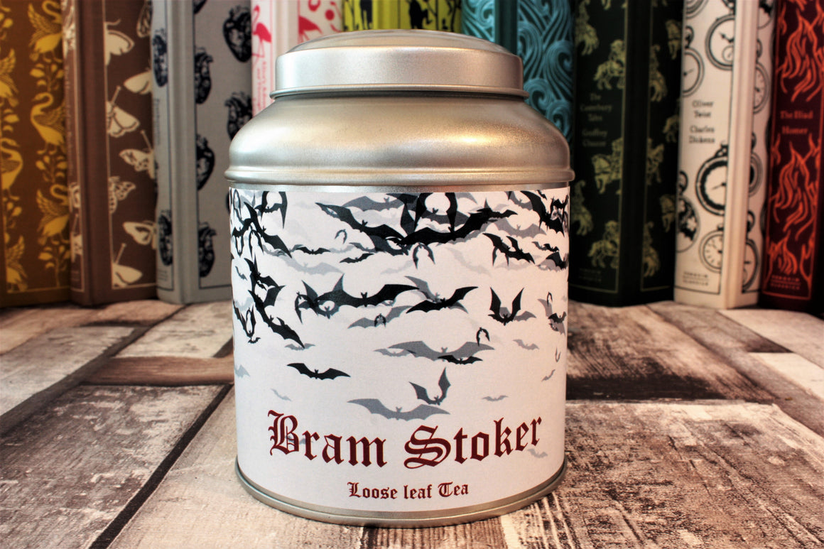 Bram Stoker Tea Caddy Gift