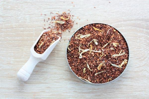 caramel dream rooibos tea