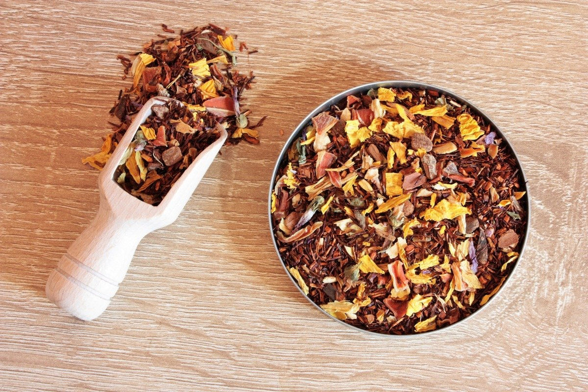Carrot Cake Rooibos Herbal Tea
