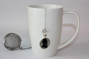 tea ball cabochon