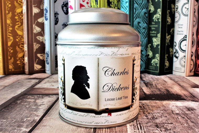 Charles Dickens Tea Caddy Gift