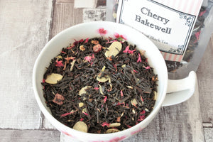 cherry bakewell tea