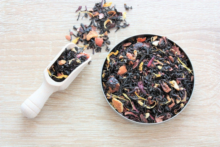Chocolate Orange Loose Leaf Tea