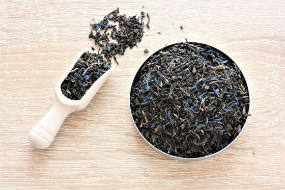 Decaffeinated Earl Grey Black Tea