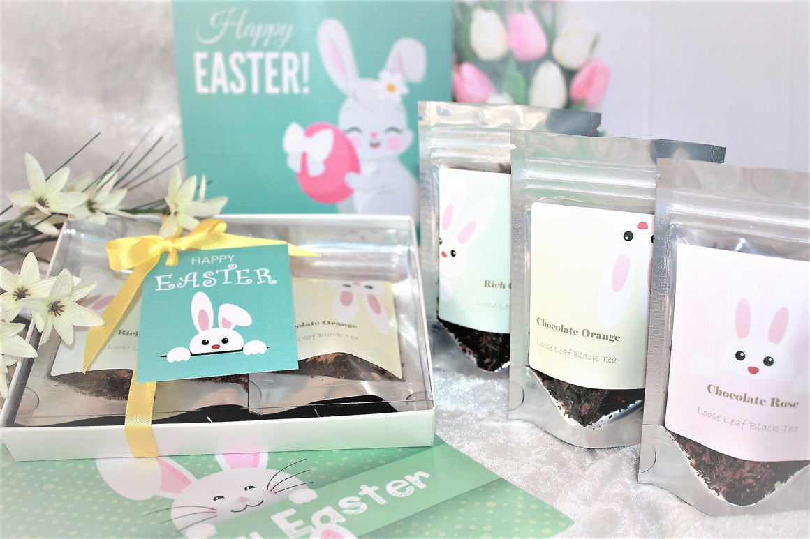Easter Tea Gift Set