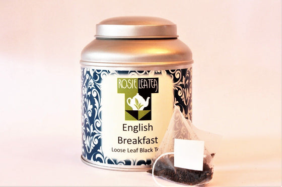 English Breakfast Pyramid Teabags