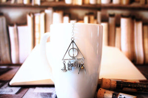 Harry Potter inspired tea ball with mug