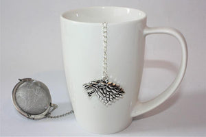 house of stark game of thrones tea infuser