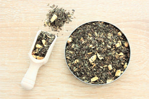 mint liquorice tea