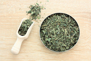 Mint Soother loose leaf tea