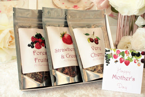 Mother's Day Fruit Tea Gift Box