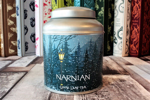 Narnian Domed Tea Caddy