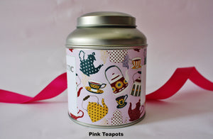 Personalise your tea caddy for a unique gift - teapots