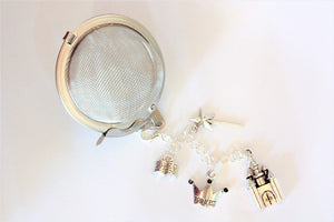 Little Princess Tea Ball Charms
