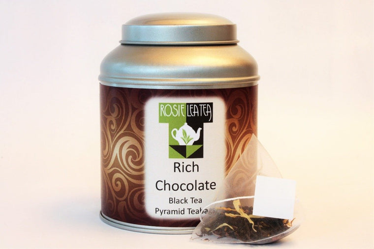 Rich Chocolate Pyramid Teabags