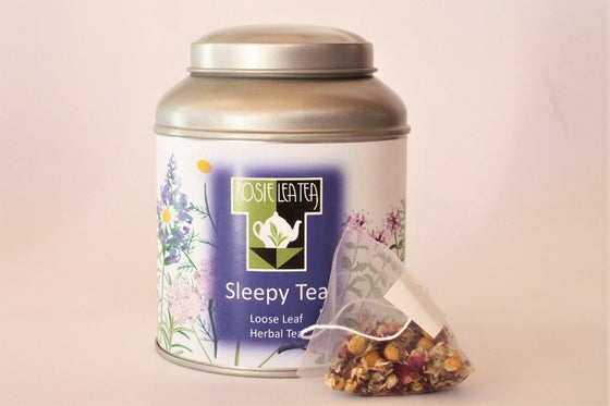 Sleepy Tea Pyramid Teabags