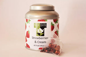 Strawberries and Cream Infusion - All Fruit Tea