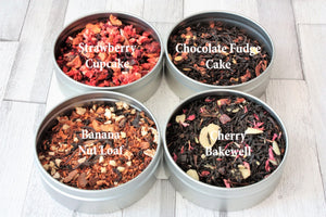 choose one of 6 teas, or buy all of them