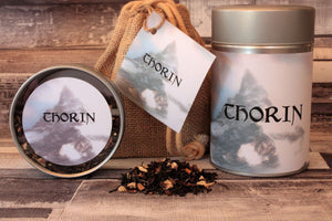 Thorin tea tin
