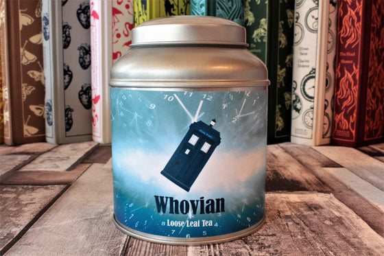 Whovian Loose Leaf Tea - Doctor Who Inspired Blend