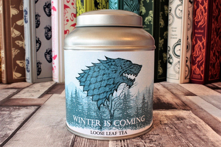 Winter Is Coming Tea - House of Stark Inspired Tea Blend